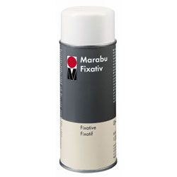 Marabu Spray Fixative 400ml