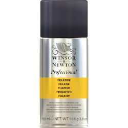 Winsor & Newton Artists' Fixative Spray 150ml