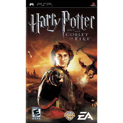 EA Harry Potter & The Goblet Of Fire (PSP)