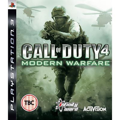 Activision Call Of Duty 4:Modern Warfare PS3
