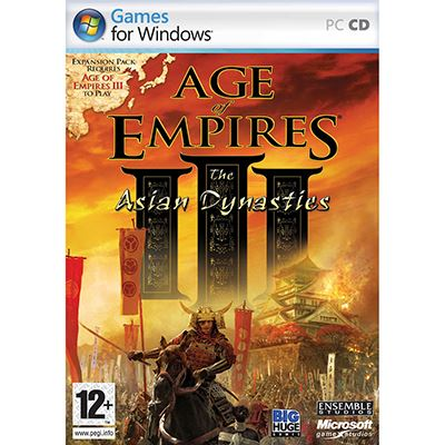 Microsoft Age Of Empires III: The Asian Dynasties PC
