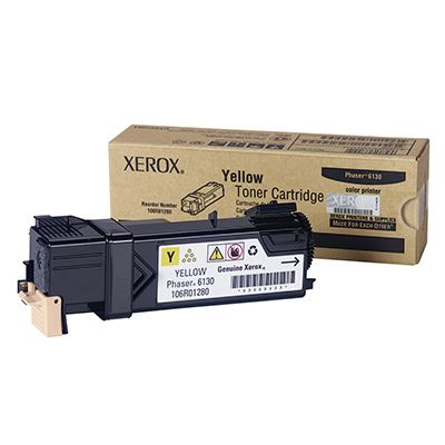 Toner Xerox 106R01280 Yellow