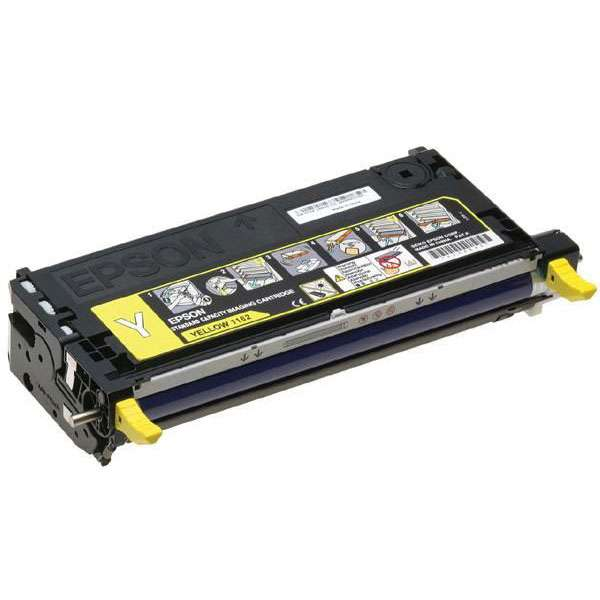 Toner Epson C2800 Yellow