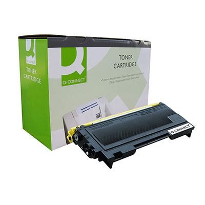 Toner Q-Connect Συμβατό TN-2000 Black
