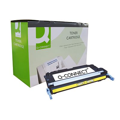 Toner Q-Connect Συμβατό Q7582A Yellow