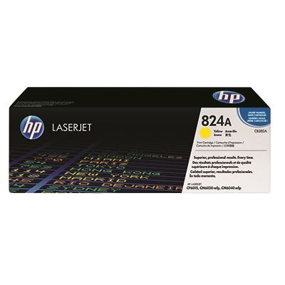 Toner HP 824A Yellow
