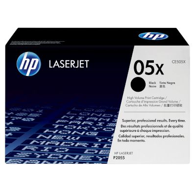 Toner HP 05X Black
