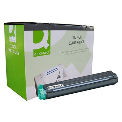 Toner Q-Connect Συμβατό 1103402 Black
