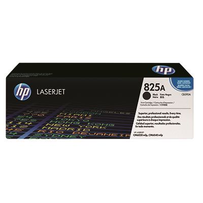 Toner HP 825A Black