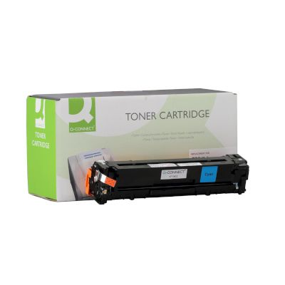 Toner Q-Connect Συμβατό CB541A Cyan