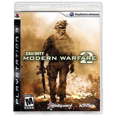 Activision Call Of Duty:Modern Warfare 2 PS3