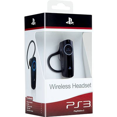 PS3 Wireless Headset