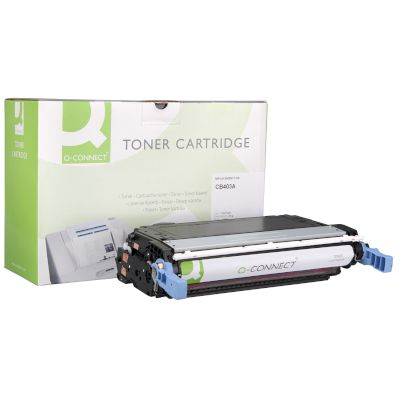 Toner Q-Connect Συμβατό CB403A Magenta