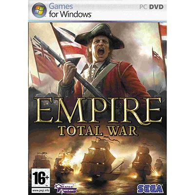 Sega Empire Total War PC