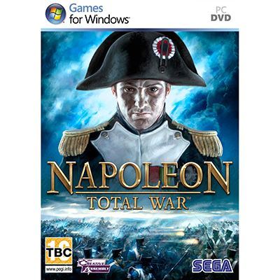 Sega Napoleon Total War PC