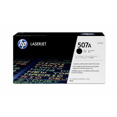 Toner HP 507A Black