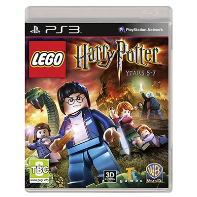 Warner Lego Harry Potter 5-7 PS3