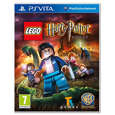 Warner Lego Harry Potter 5-7 PS Vita