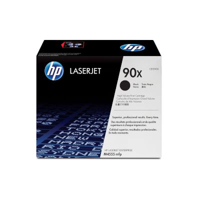 Toner HP 90X Black