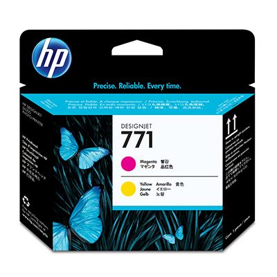 Κεφαλή HP 771 Magenta/Yellow