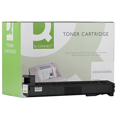 Toner Q-Connect Συμβατό CB382A Yellow