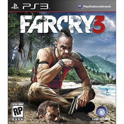 Ubisoft Far Cry 3 Playstation 3
