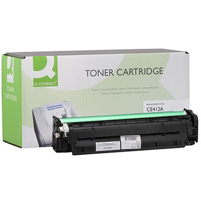 Toner Q-Connect Συμβατό CE412A Yellow