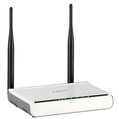Turbo-X WiFi Modem/Router N300 W300D