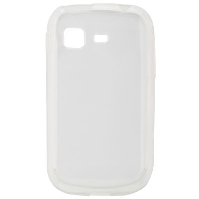 Θήκη Sentio Back Cover για Galaxy Pocket Plus Διάφανη
