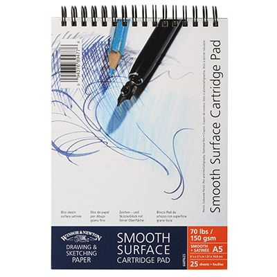 Μπλοκ Smooth Surface Sketch A5