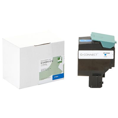 Toner Q-Connect Συμβατό C540H1CG Cyan