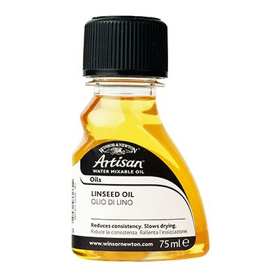 Artisan Linseed Oil 75ml