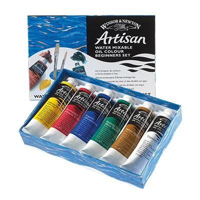 Starter Set Artisan 6x37ml