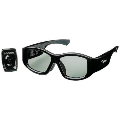 3D Glasses for Optoma HD25 ZF2100 System