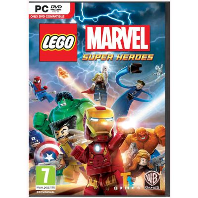 Warner Lego Marvel Superheroes PC