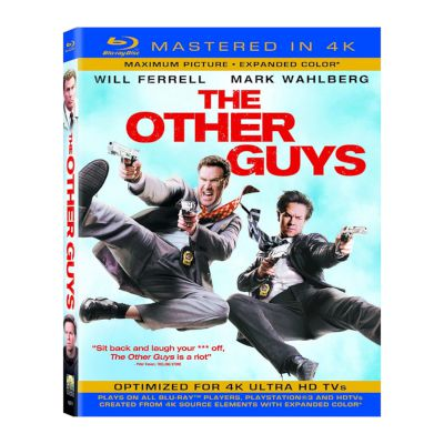 The Other Guys (BD 4K)