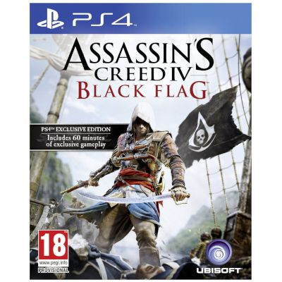 Ubisoft Assassin's Creed IV Black Flag PS4