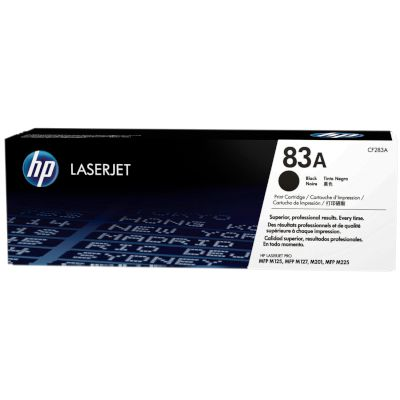 Toner HP 83A Black