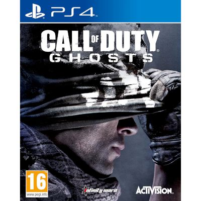 Activision Call of Duty Ghosts Ps4