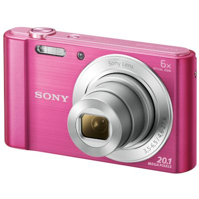 Sony Digital Camera Cybershot DSC-W810 Ροζ