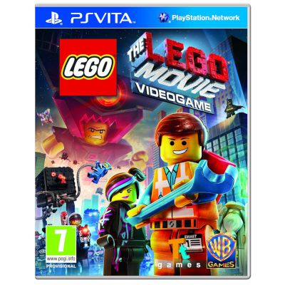 Warner The Lego Movie Videogame PS VITA