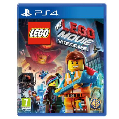 Warner The Lego Movie Videogame PS4