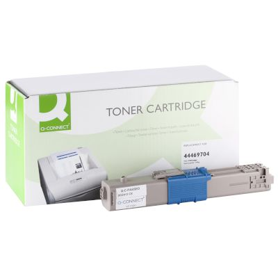 Toner Q-Connect Συμβατό 44469704 Yellow