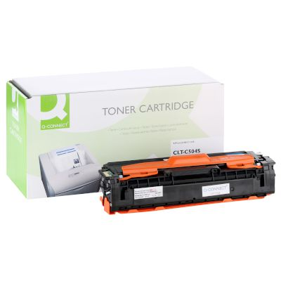 Toner Q-Connect Συμβατό CLT-C504S Cyan