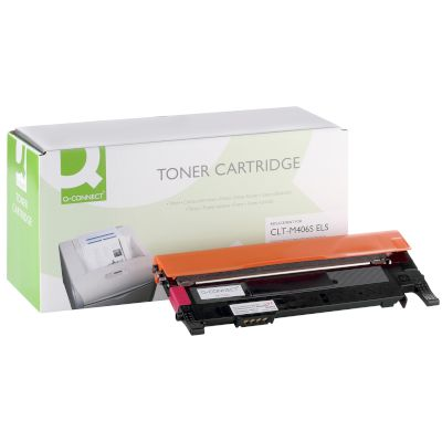 Toner Q-Connect Συμβατό CLT-M406S Magenta