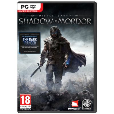 Warner Middle Earth:Shadow Of Mordor PC