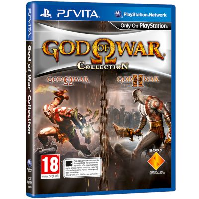 Sony God of War Collection PS VITA