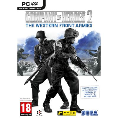 Sega Company of Heroes 2:Western Front Armies+Skin PC