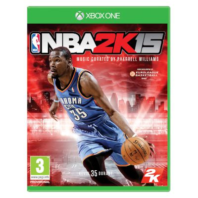 Take2 Interactive NBA 2k15 XBOX ONE
