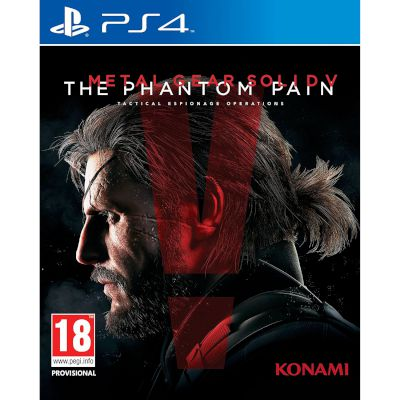 Konami Metal Gear Solid V: The Phantom Pain Playstation 4